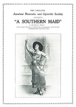 A Southern Maid